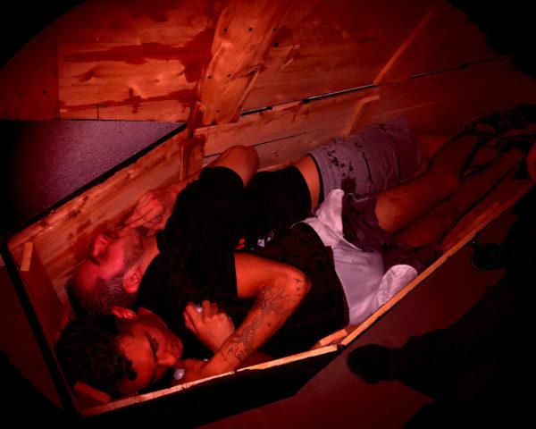 Coffin Escape Room