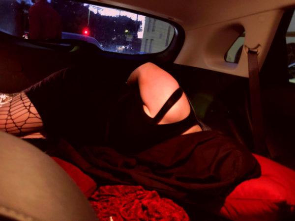 Extreme Haunt Immersive Horror HVRTING Vber Trvnk Uber Trunk Hurting Extreme Driving Service
