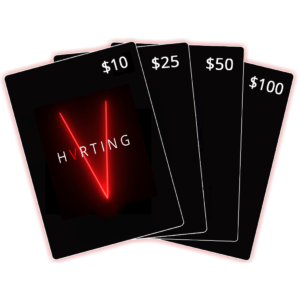 hvrting gift card Extreme Haunt Immersive Horror HVRTING